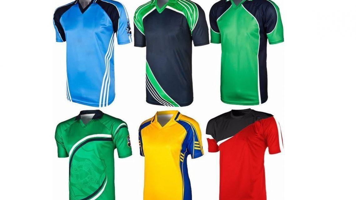 Bahan Kaos Olahraga