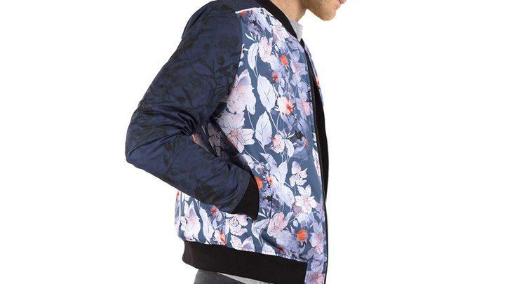 jasa custom jaket bomber bandung