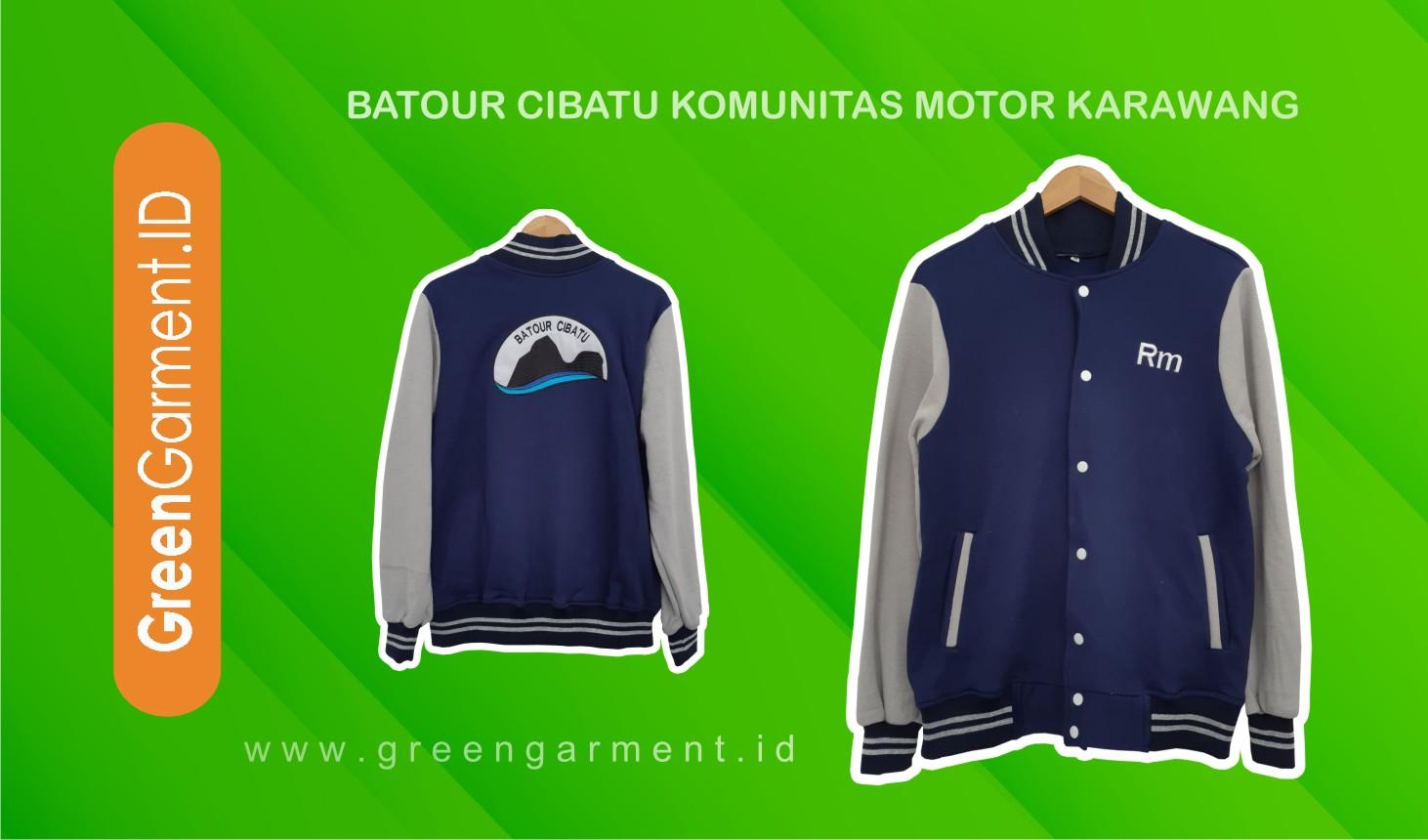 Batour Cibatu Komunitas Motor Karawang Green Garment