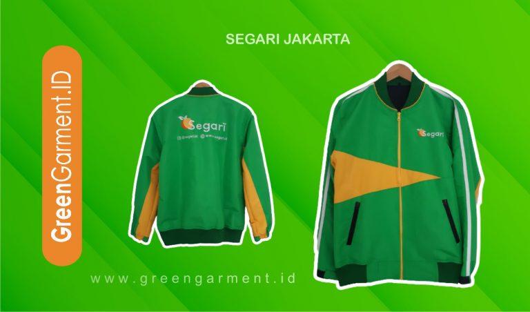 Jaket Segari Jakarta Green Garment