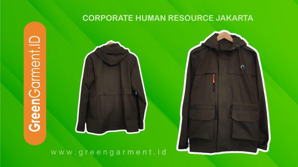 Corporate Human Resource Jakarta Green Garment