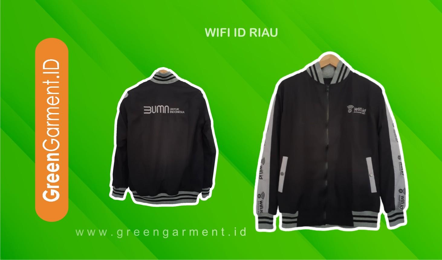 Wifi ID Riau Green Garment